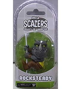 NECA SCALERS NICKELODEON TEENAGE MUTANT NINJA TURTLES ROCKSTEADY