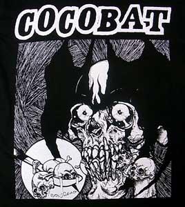 COCOBAT CRUNCH Tシャツ