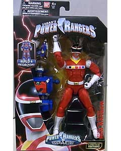 USA BANDAI POWER RANGERS LEGACY COLLECTION 6インチアクションフィギュア IN SPACE RED RANGER