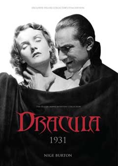 THE CLASSIC MOVIE MONSTERS COLLECTION DRACULA