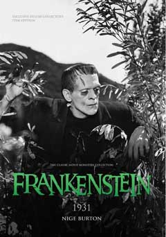 THE CLASSIC MOVIE MONSTERS COLLECTION FRANKENSTEIN