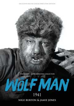 THE CLASSIC MOVIE MONSTERS COLLECTION THE WOLFMAN