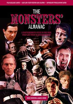 THE MONSTERS ALMANAC