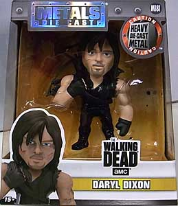 JADA TOYS METALS DIE CAST 4インチフィギュア THE WALKING DEAD TV DARYL DIXON