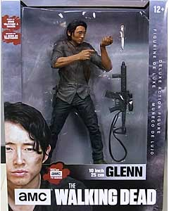 McFARLANE TOYS THE WALKING DEAD TV DELUXE 10インチアクションフィギュア GLENN RHEE
