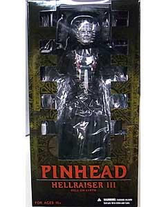 MEZCO HELLRAISER III: HELL ON EARTH 12インチアクションフィギュア PINHEAD