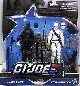 HASBRO G.I.JOE 2016 2PACK ARASHIKAGE CLASH
