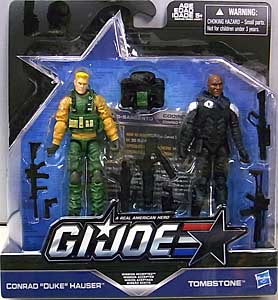 HASBRO G.I.JOE 2016 2PACK MISSION ACCEPTED