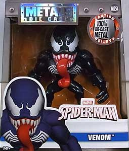 JADA TOYS SPIDER-MAN METALS DIE CAST 4インチフィギュア VENOM