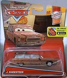 MATTEL CARS 2016 シングル J. SHOESTEER