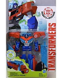 HASBRO アニメ版 TRANSFORMERS ROBOTS IN DISGUISE DELUXE CLASS POWER SURGE OPTIMUS PRIME