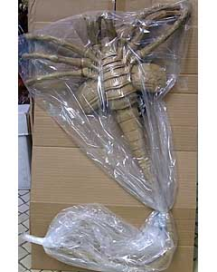 NECA ALIEN 1/1スケール FACEHUGGER FOAM PROP REPLICA