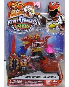 USA BANDAI POWER RANGERS DINO SUPER CHARGE 5インチアクションフィギュア DINO CHARGE MEGAZORD