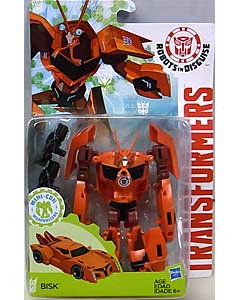 HASBRO アニメ版 TRANSFORMERS ROBOTS IN DISGUISE DELUXE CLASS BISK