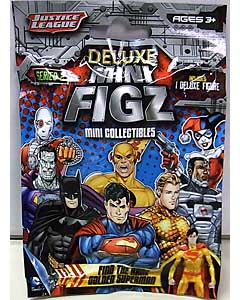 その他・海外メーカー DC COMICS JUSTICE LEAGUE DELUXE MINI FIGZ SERIES 2 1PACK