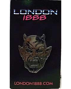 LONDON 1888 エナメルピン DEMONS