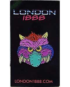 LONDON 1888 エナメルピン PET MONSTER
