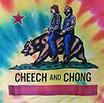 CHEECH & CHONG(タイダイ) チーチ&チョン/ BEAR 熊