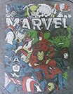 MARVEL COMIC ALL STAR  (グレー)