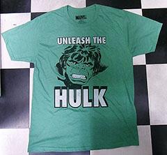 UNLEASH THE HULK /ハルク  (グリーン)