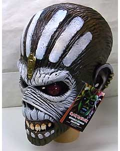 TRICK OR TREAT STUDIOS ラバーマスク IRON MAIDEN EDDIE [THE BOOK OF SOULS]