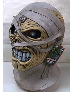 TRICK OR TREAT STUDIOS ラバーマスク IRON MAIDEN EDDIE [POWERSLAVE]