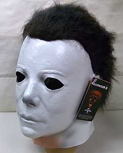 TRICK OR TREAT STUDIOS ラバーマスク HALLOWEEN II MICHAEL MYERS ELROD