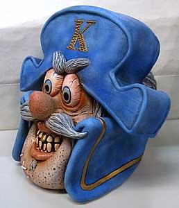 個人ハンドメイド品 CAP'N KRUNCH ラバーマスク