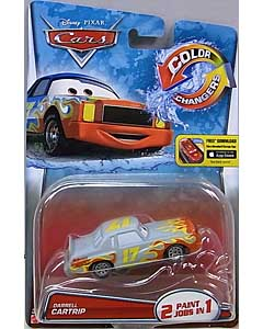 MATTEL CARS 2016 COLOR CHANGERS シングル DARRELL CARTRIP