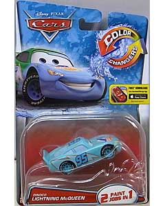 MATTEL CARS 2016 COLOR CHANGERS シングル DINOCO LIGHTNING McQUEEN