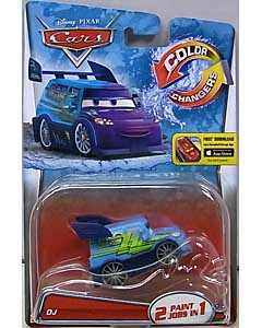 MATTEL CARS 2016 COLOR CHANGERS シングル DJ