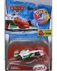 MATTEL CARS 2016 COLOR CHANGERS シングル FRANCESCO BERNOULLI