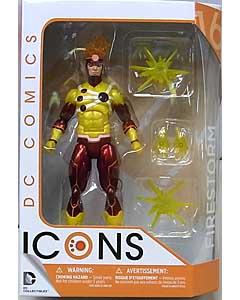 DC COLLECTIBLES DC COMICS ICONS FIRESTORM