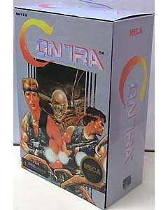 NECA CONTRA 7インチアクションフィギュア 2PACK [VIDEO GAME APPEARANCE]