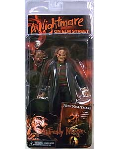NECA A NIGHTMARE ON ELM STREET 7インチアクションフィギュア WES CRAVEN'S NEW NIGHTMARE FREDDY KRUEGER