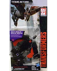 HASBRO TRANSFORMERS GENERATIONS TITANS RETURN LEGENDS CLASS LASERBEAK