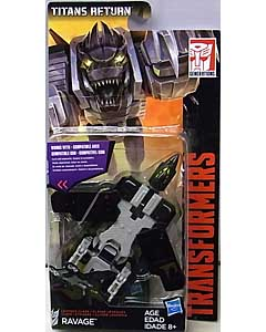 HASBRO TRANSFORMERS GENERATIONS TITANS RETURN LEGENDS CLASS RAVAGE