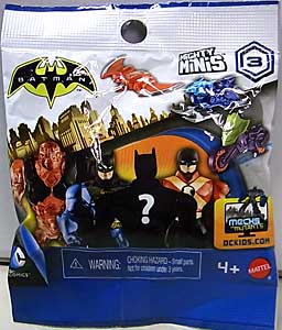 MATTEL MIGHTY MINIS BATMAN UNLIMITED SERIES 3 1PACK