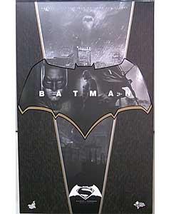 HOT TOYS MOVIE MASTERPIECE 1/6スケール BATMAN V SUPERMAN: DAWN OF JUSTICE BATMAN