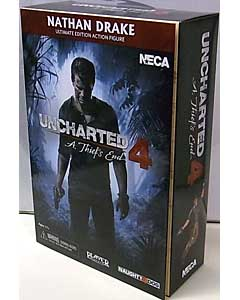 NECA UNCHARTED 4 A THIEF'S END 7インチアクションフィギュア ULTIMATE NATHAN DRAKE