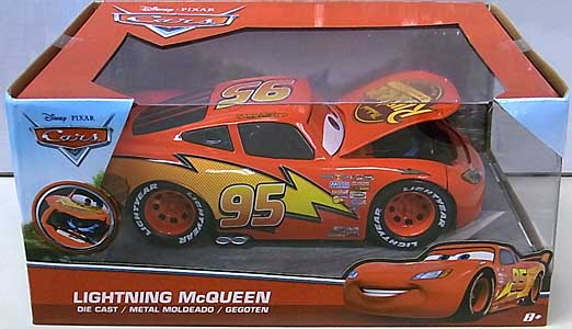 JADA TOYS CARS 2017 METALS DIE CAST 1/24スケール LIGHTNING McQUEEN