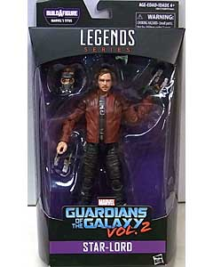 HASBRO MARVEL LEGENDS 2017 GUARDIANS OF THE GALAXY SERIES 1.0 映画版 GUARDIANS OF THE GALAXY VOL. 2 STAR-LORD [TITUS SERIES] [国内版]