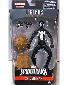 HASBRO MARVEL LEGENDS 2017 SPIDER-MAN SERIES 5.0 SYMBIOTE SPIDER-MAN [SANDMAN SERIES] [国内版]