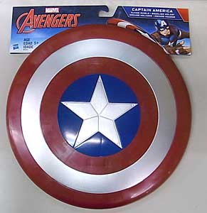 HASBRO AVENGERS CAPTAIN AMERICA FLYING SHIELD