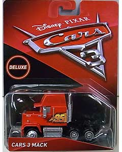MATTEL CARS 3 DELUXE CARS 3 MACK 台紙傷み特価