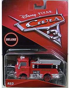 MATTEL CARS 3 DELUXE RED