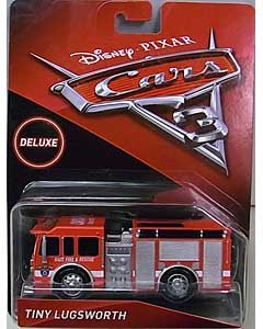 MATTEL CARS 3 DELUXE TINY LUGSWORTH