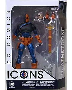 DC COLLECTIBLES DC COMICS ICONS DEATHSTROKE