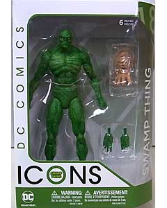DC COLLECTIBLES DC COMICS ICONS SWAMP THING