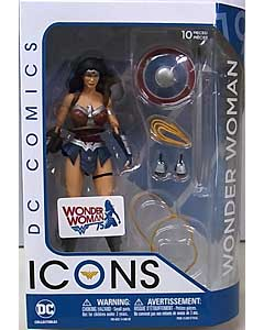 DC COLLECTIBLES DC COMICS ICONS WONDER WOMAN